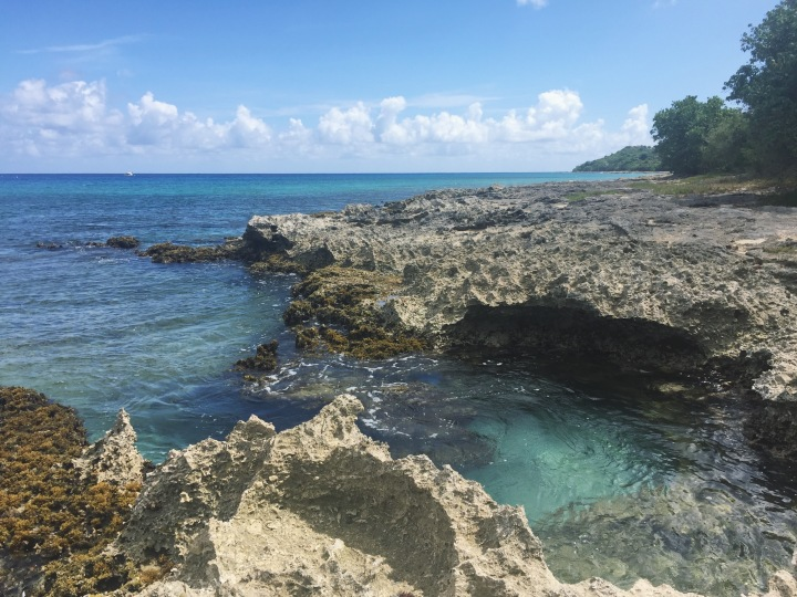 Searching for the Monk Baths and a Deserted Resort in the Jungles of St.Croix